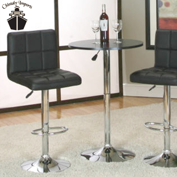Groovy Chintaly Barstools Viking Casual Furniture Machost Co Dining Chair Design Ideas Machostcouk