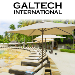 Galtech Manufactures Some Of The Highest Quality Patio Umbrellas Around.  Made From A Variety Of Materials From Cast Aluminum, Light Weight Steel  Frames And ...