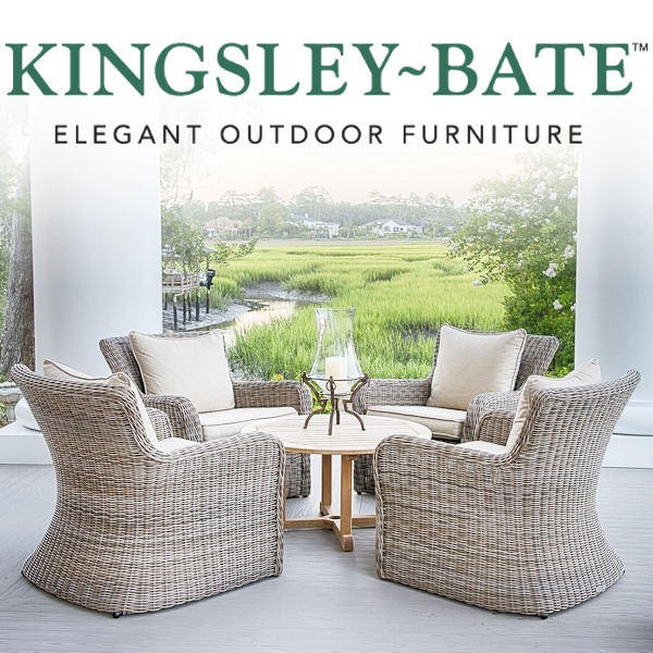 Superieur The Kingsley Bateu0027s Craftsmen Create Beautiful Furniture From Teak Wood.  Teak Has Qualities Unlike Any Other With Abilities To Withstand The Rigors  Of ...