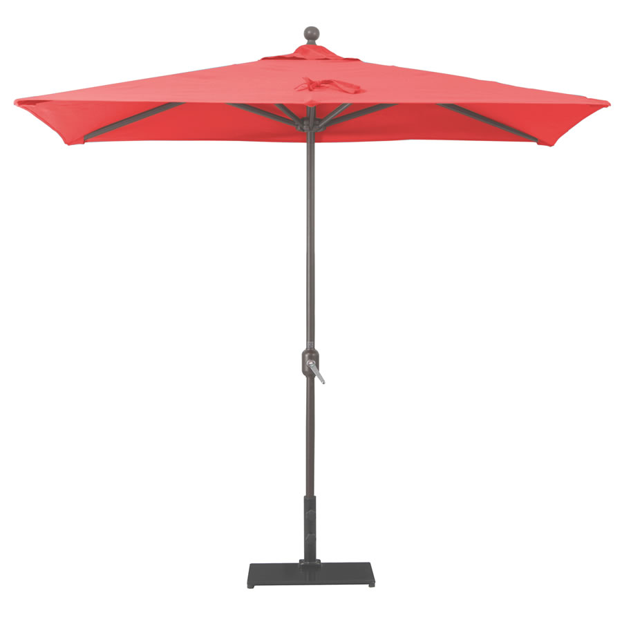 Half Wall Umbrella – 3.5' x 7'