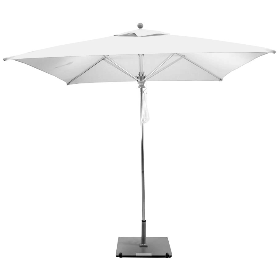 Deluxe Commercial Use Square Umbrella – 8'