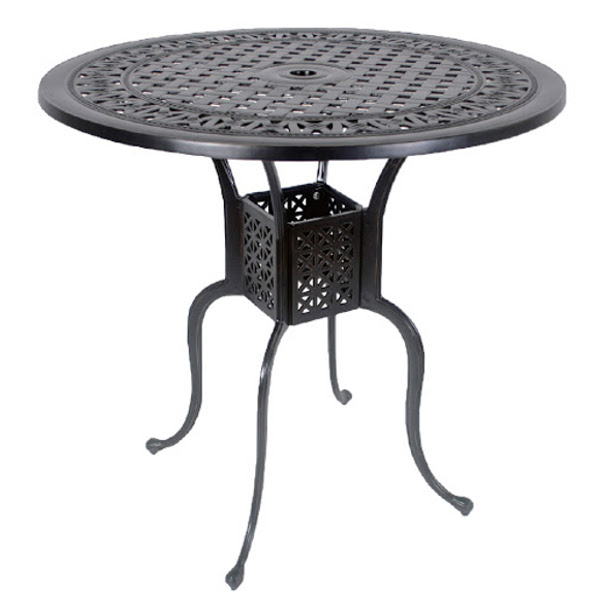 Bar Table - Messina Pattern - Round - 42""