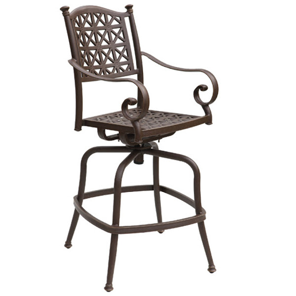 Exeter Swivel Bar Stool