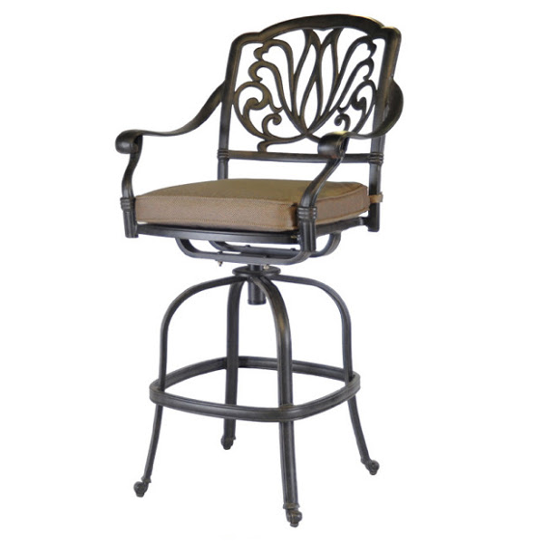Lillian Swivel Bar Stool