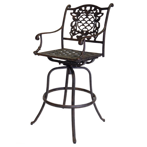 Cambrdige Swivel Dining Chair