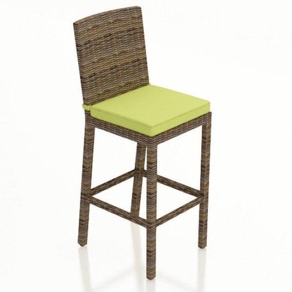 Bainbridge Armless Bar Stool