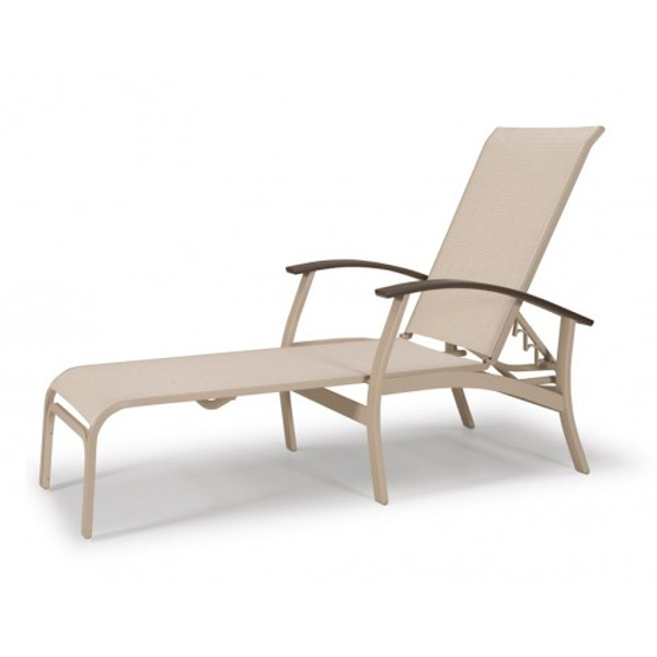Belle Isle Sling Four Position Lay-flat Chaise