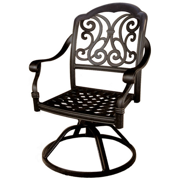 Madison Swivel Rocker