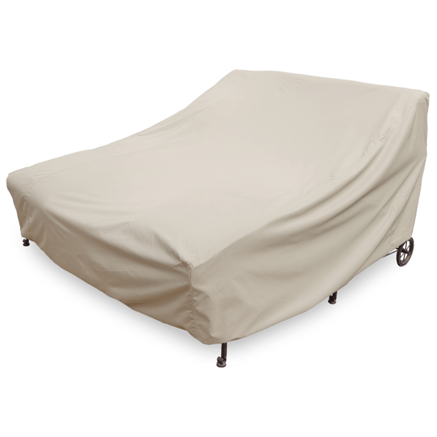 Year Round Double Chaise Lounge Cover
