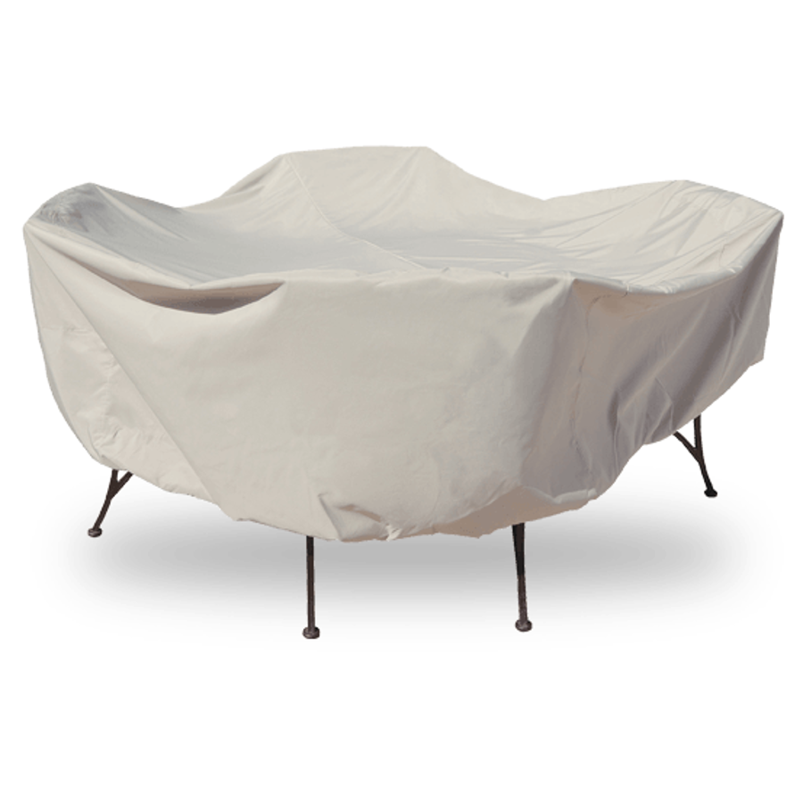 "Year Round 84"" Round Table & Chair Cover (no holes)"