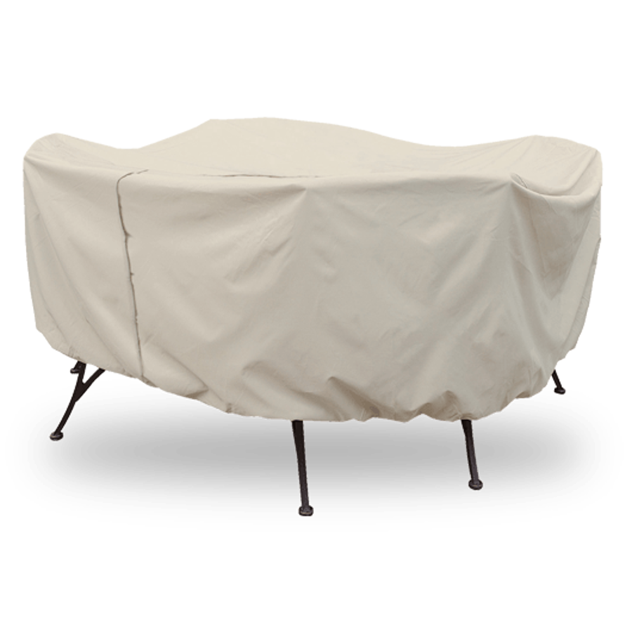 "Year Round 84"" Round Table & Chair Cover"