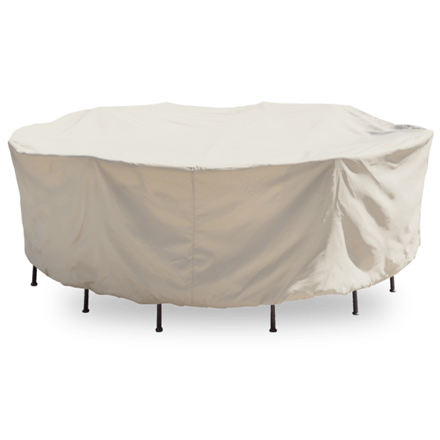 "Year Round 54"" Round Table & Chair Cover (no holes)"