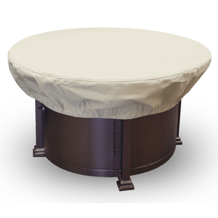 "Year Round 43"" Round Fire Pit Cover"