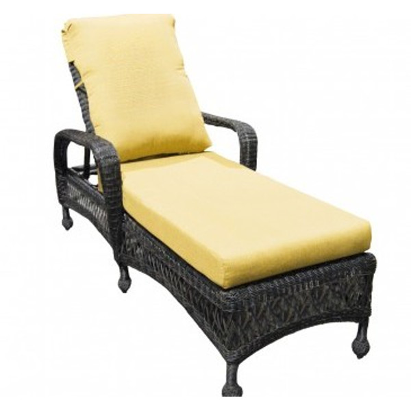 Charleston Single Adjustable Chaise Lounge