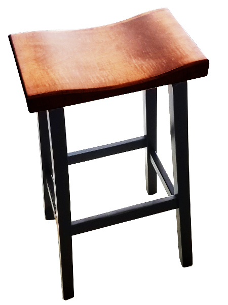 Saddle Stools - pair