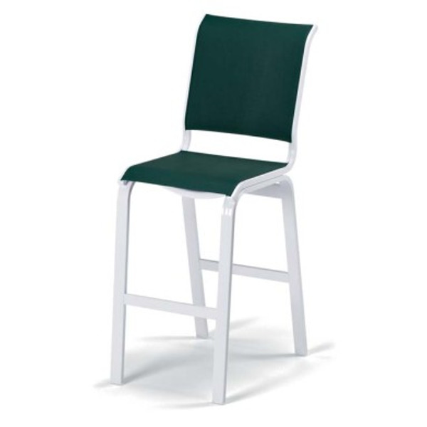 Fortis Contract Sling Bar Height Armless Chair