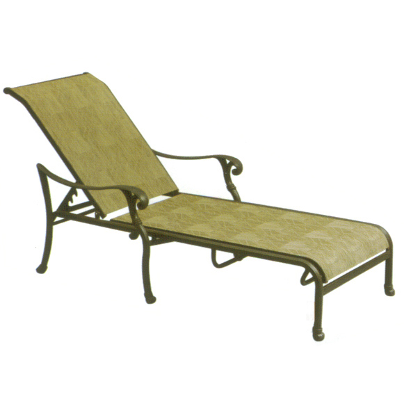 Summit Chaise Lounge