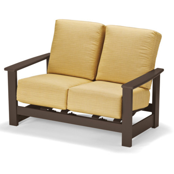 Leeward Cushion Hidden Motion Loveseat