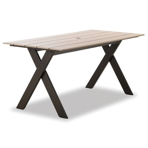 "Plymouth Bay Dining Table - 32"" x 64"""