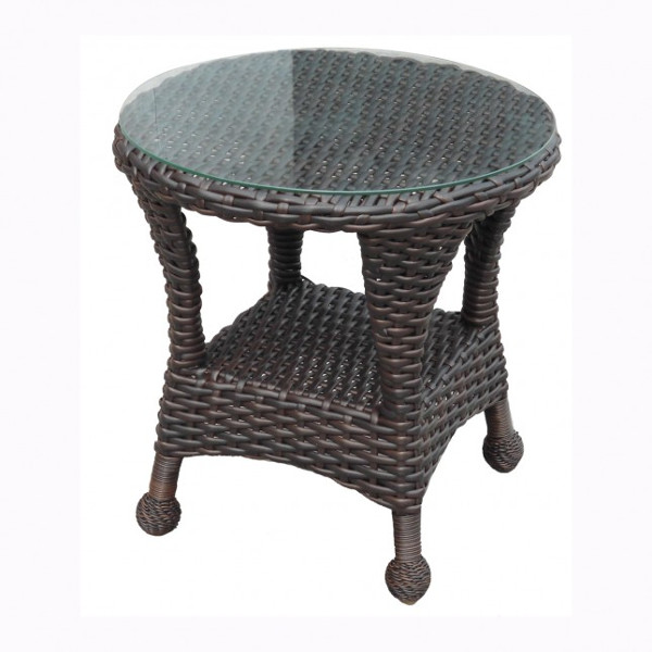 Richmond - Woven End Table