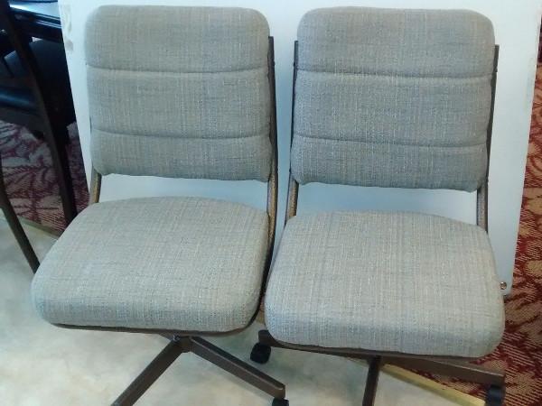 Fantastic Swivel Tilt Dining Chairs On Wheels Armless Bronze 2 Machost Co Dining Chair Design Ideas Machostcouk