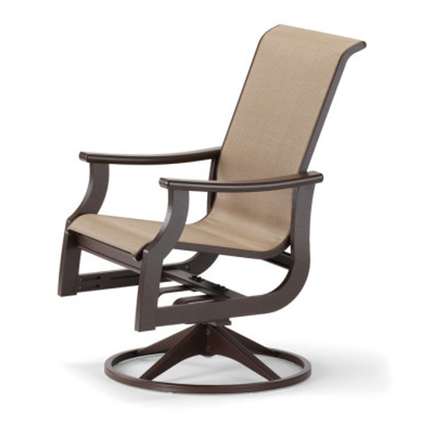 St. Catherine Sling Swivel Rocker