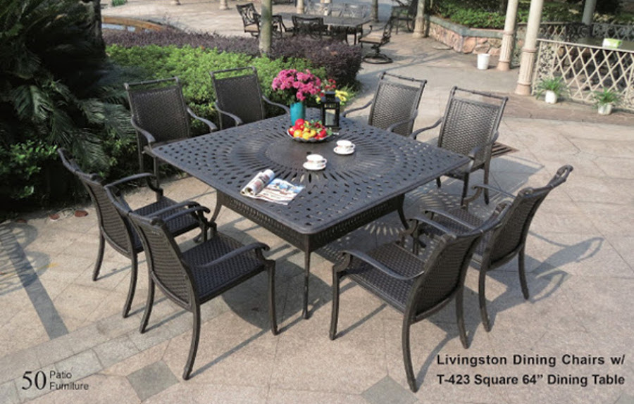 The Livingston Collection Dining Group