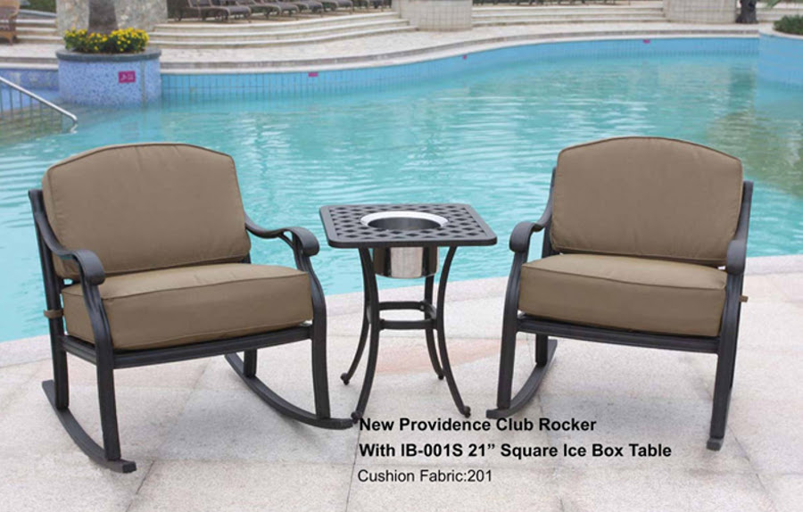 New Providence Club Chair Set