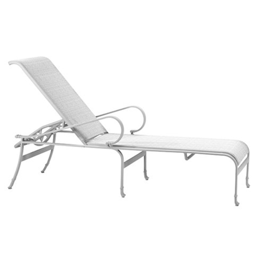 Torino Sling Chaise Lounge