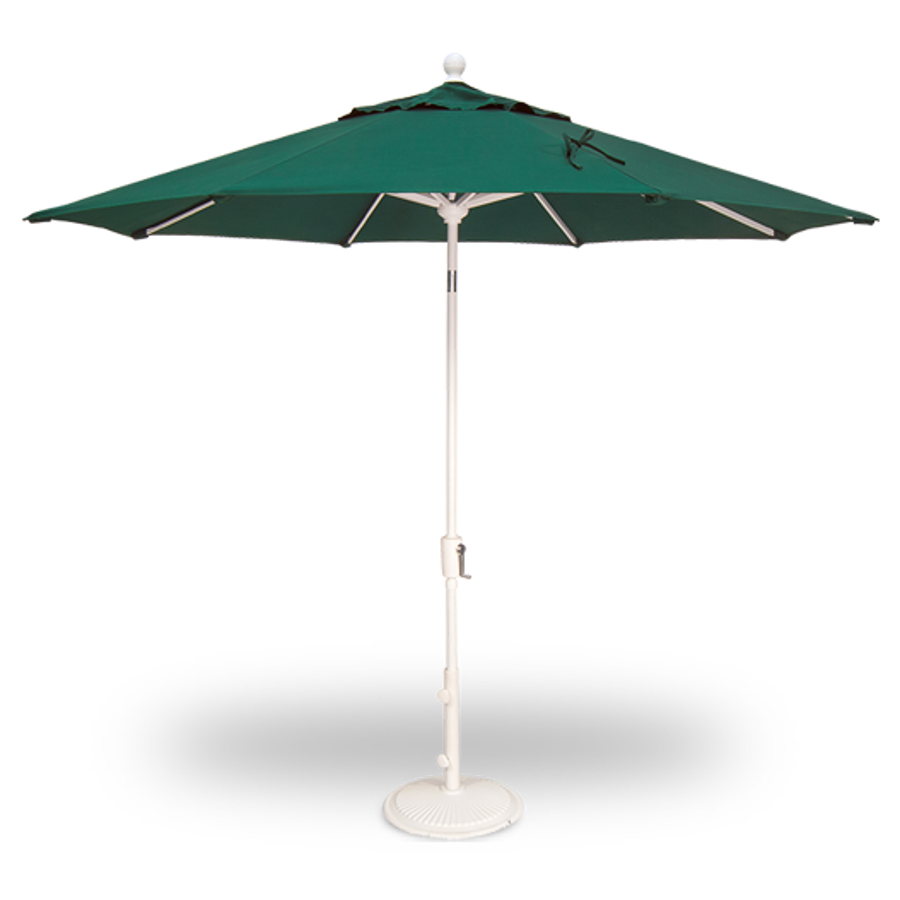 Push Button Tilt Umbrella  9'