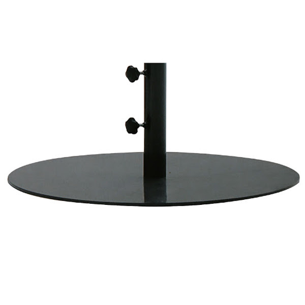 Umbrella Base - Steel - 28""