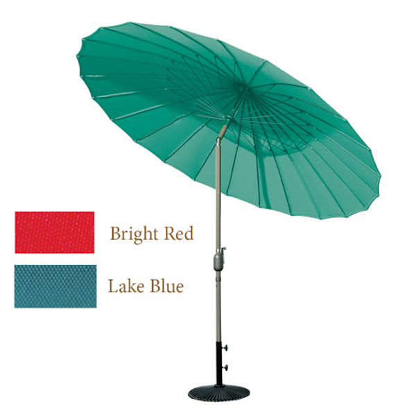 Umbrella with Tilt and Crank System - 9'