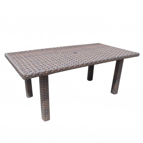 Universal - Conversation Table w/Glass Top