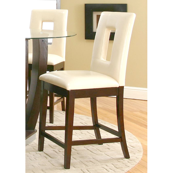 Emerson Cut-Out Back Counter Stool