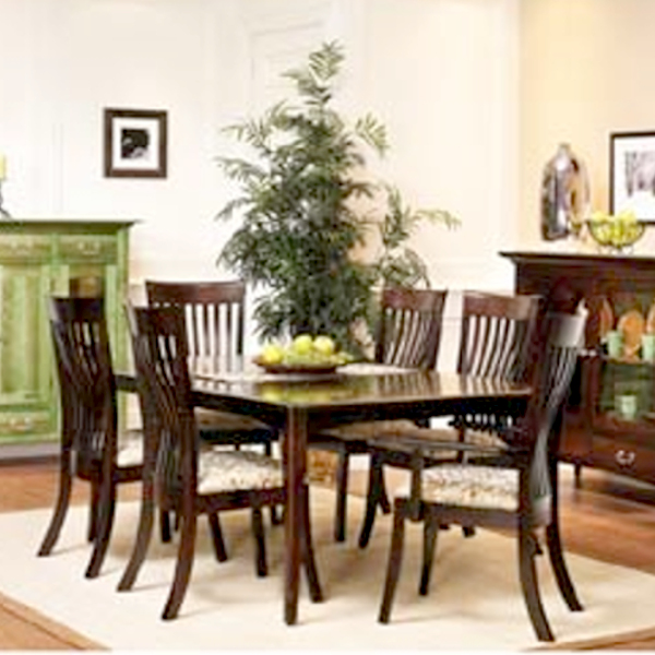 English Shaker Dining Set
