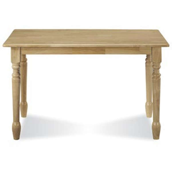 Solid Wood Top Table