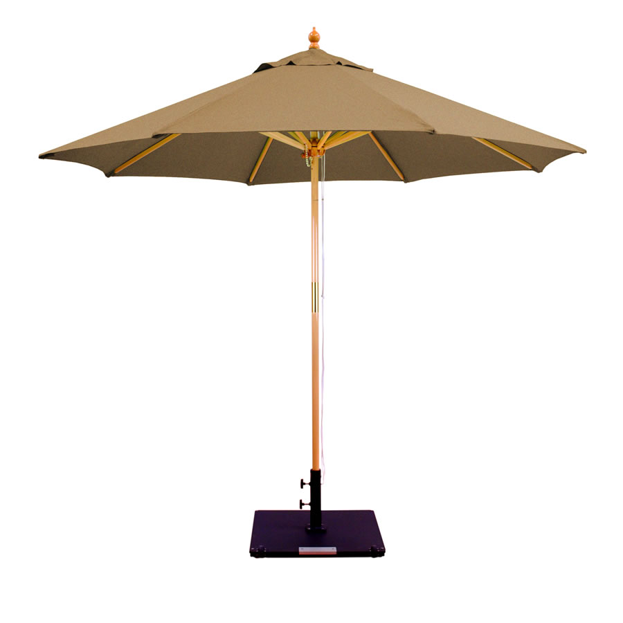 Double Pulley Umbrella – 9'