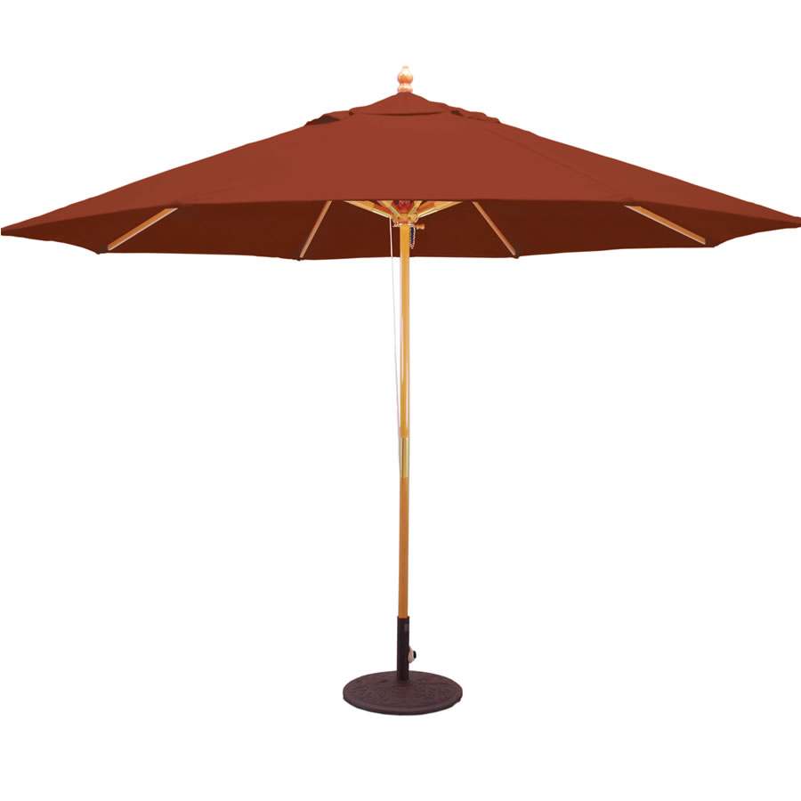Quad Pulley Umbrella – 11'