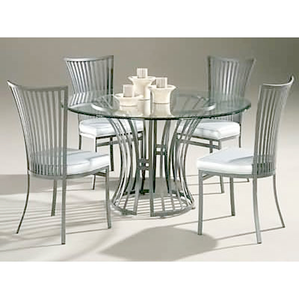 Johnston Casuals -  2437 Genesis Dining Table