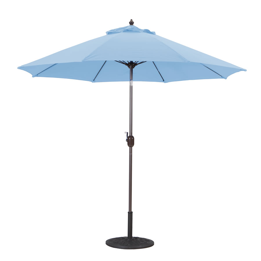 Manual Tilt Umbrella – 9'