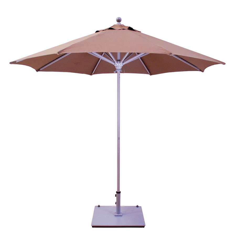 Driftwood Deluxe Commercial Use Umbrella – 9'