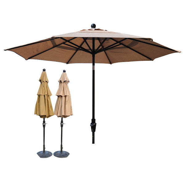 Umbrella - Collar Tilt - 9'