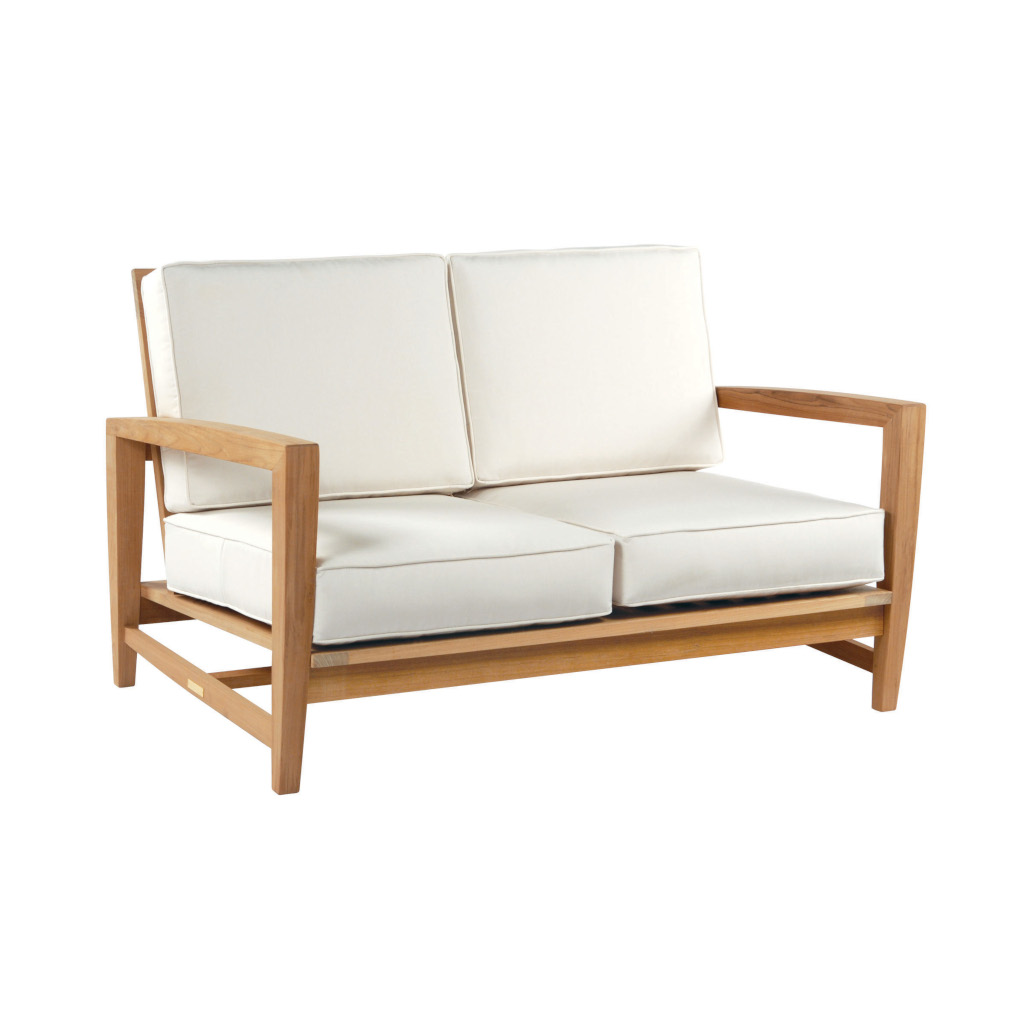 Amalfi Deep Seating Settee