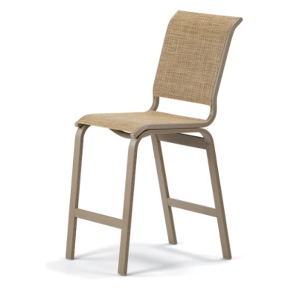Aruba II Sling Balcony Height Armless Chair