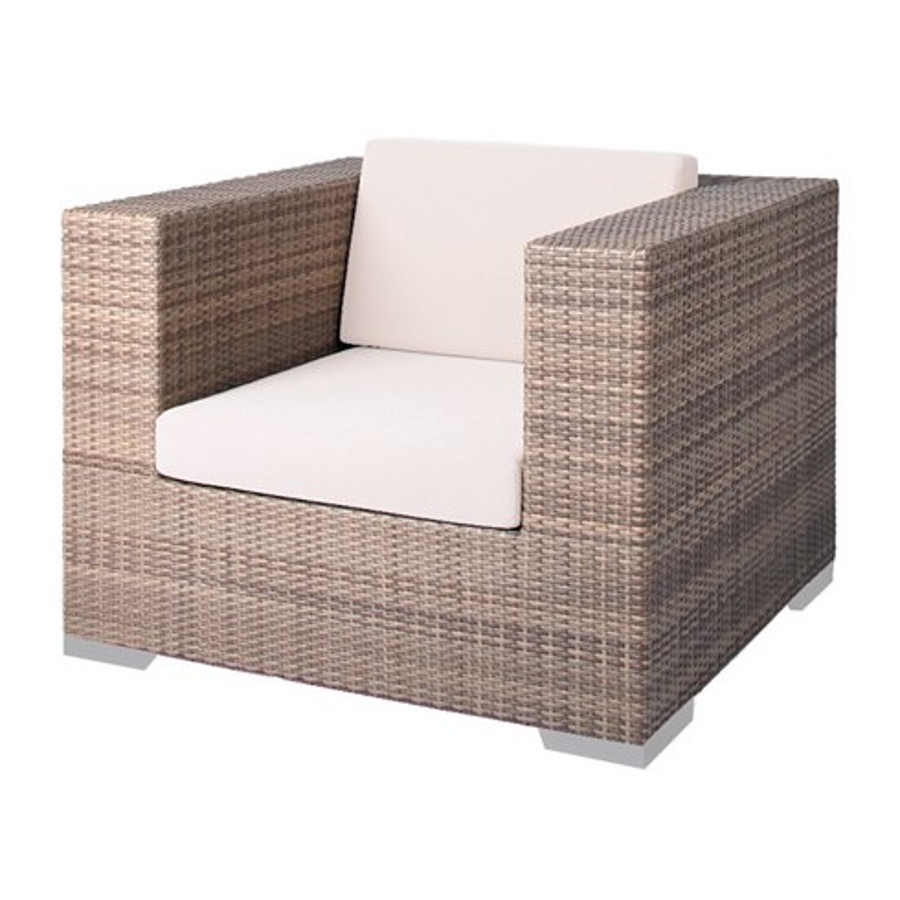 Arzo Woven Lounge Chair