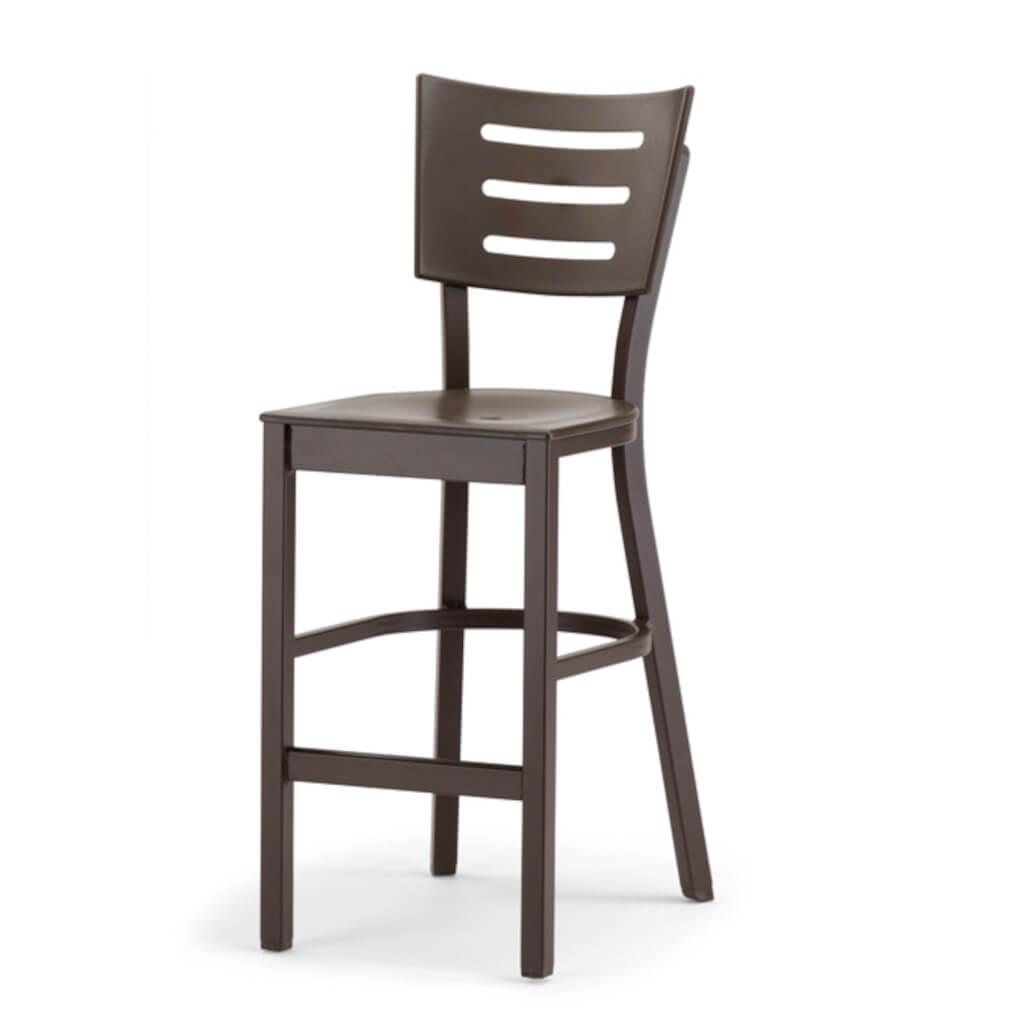 Avant MGP Aluminum Balcony Height Stacking Chair