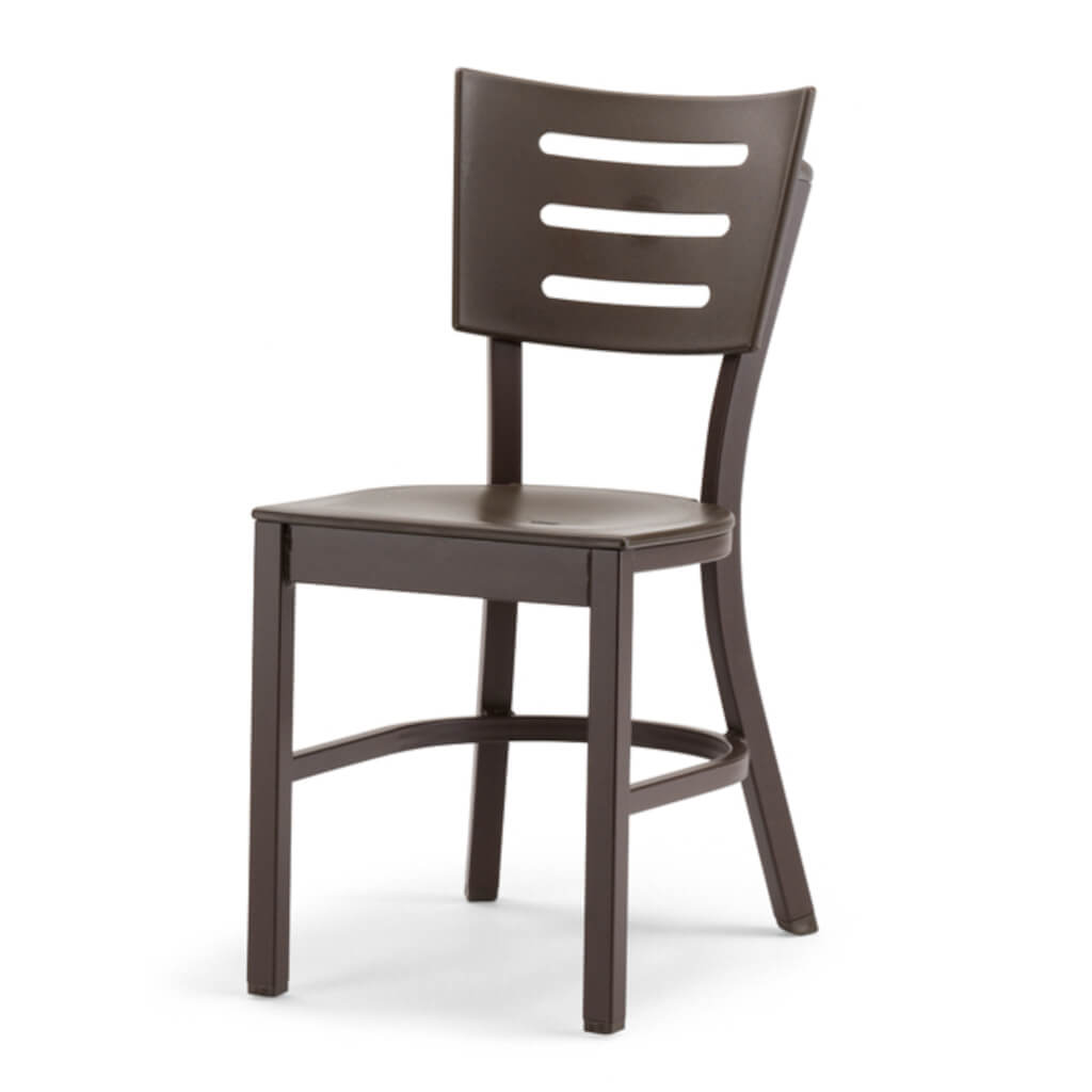 Avant MGP Aluminum Stacking Bistro Chair