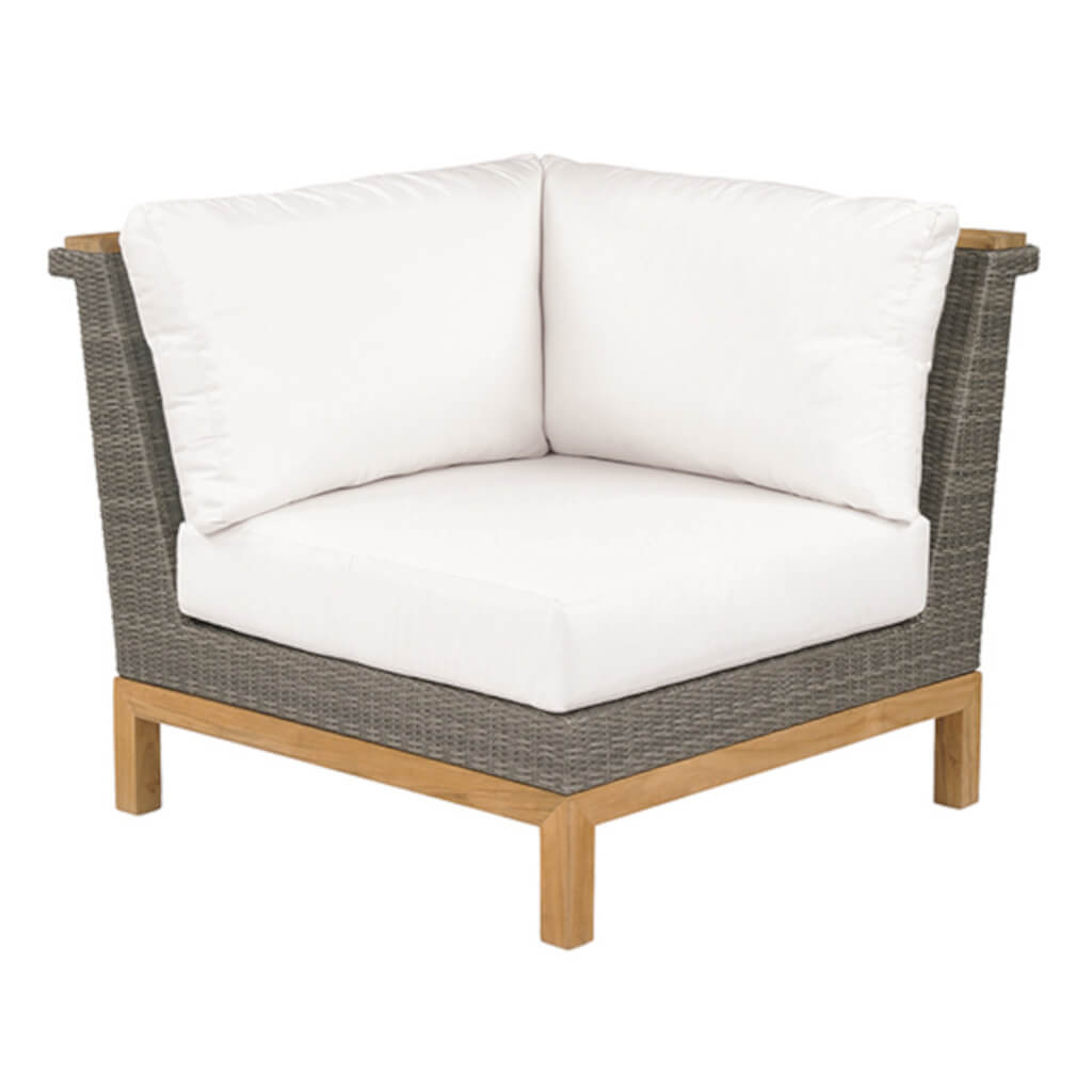 Azores Sectional Armless Corner Chair