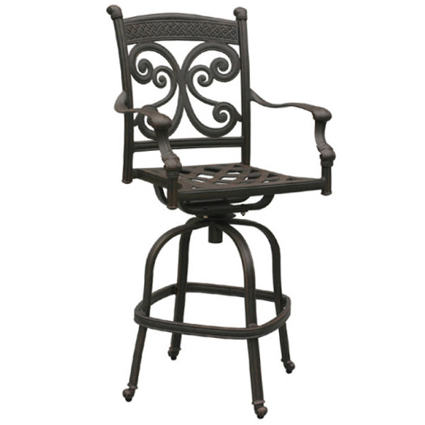 Monarch Swivel Bar Stool