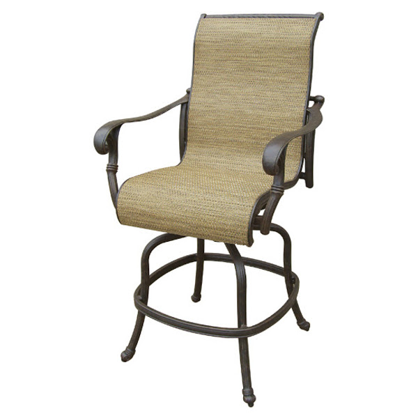 Summit Swivel Bar Stool